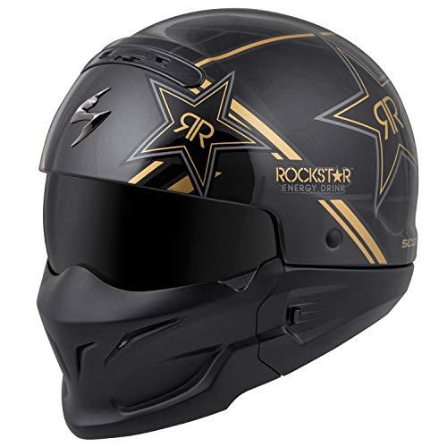 Scorpion Covert Helmet - Rockstar - M