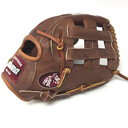 Nokona Classic Walnut 11.75' Baseball Glove, Walnut, Right Hand Throw