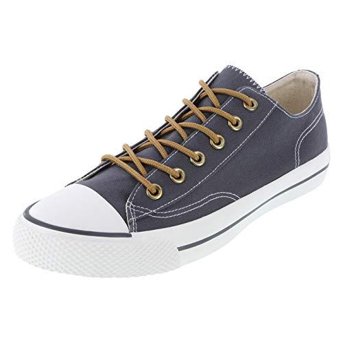 Airwalk Men's Washed Navy Canvas Legacee Sneaker 10.5 Regular