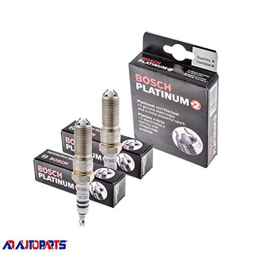 New OEM Platinum+2 Spark Plug Set of 6 For Chevrolet, Pontiac And GMC 2007-2010