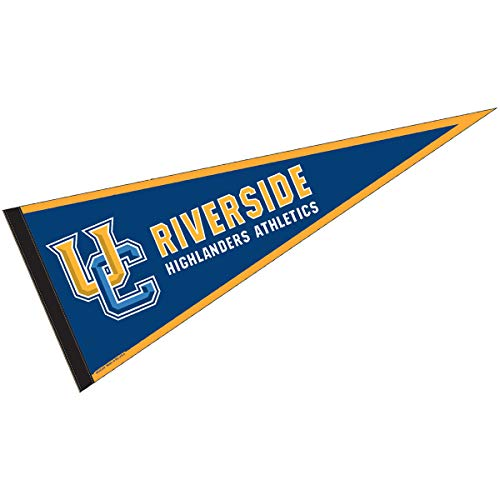 College Flags & Banners Co. UC Riverside Pennant Full Size Felt