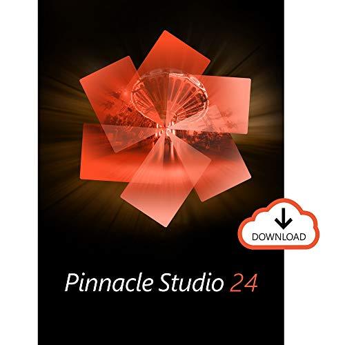 Pinnacle Studio 24 | Video Editing and Screen Recording Software [PC Download]