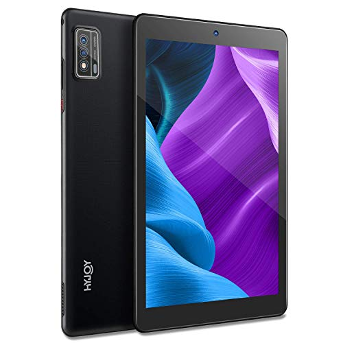 Tablet 9 Inch,Android 10.0 Tablets,9' IPS Full HD Touch-Screen,1.6 GHz Quad Core Processor,2.4 WiFi Bluetooth 4.2,2GB RAM,32GB Storage,4000mAh Battery,Hyjoy HB901 (Black)