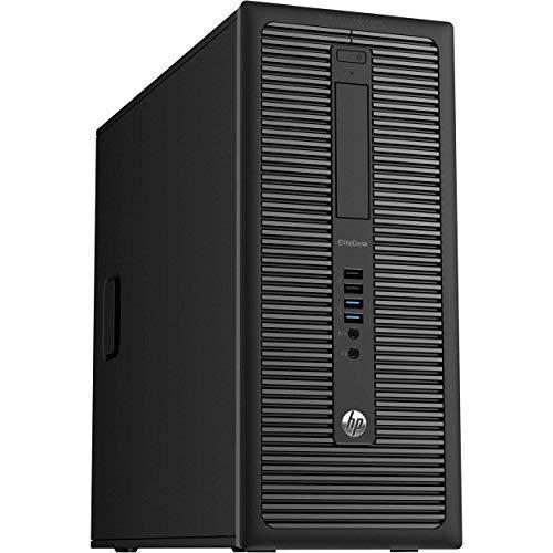 HP EliteDesk 800 G1 Tower, Intel Core i7-4770 3.4Ghz, 2TB HDD, 16GB DDR3 Ram, DVD-ROM, Windows 10 Pro 64-bit (Renewed)