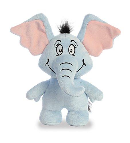 Aurora - Dr Seuss - 10' Horton Dood Plushie, Light Blue