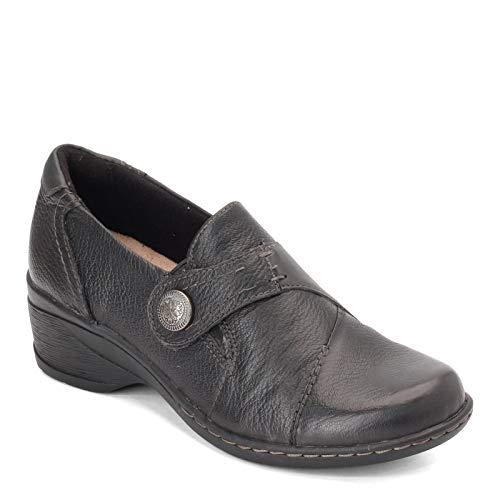 Earth Origins Women's, Grace Low Heel Shoes (7.5 M, Black)