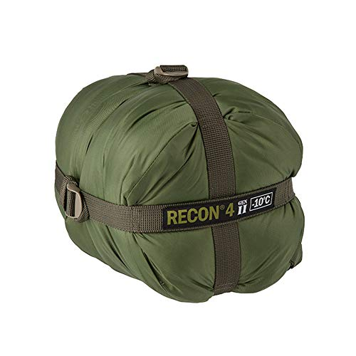 Recon 4 Sleeping Bag - Rated 14°F / -10°C (Olive DRAB)