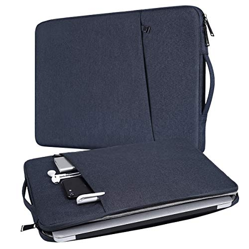 14-15 inch Laptop Sleeve Case with Handle for Lenovo Flex 14/ Lenovo Chromebook S330 14-Inch, DELL XPS 15, Acer Chromebook 14, HP Pavilion X360 14/Chromebook 14, ASUS Dell LG and Most 14 inch Laptop