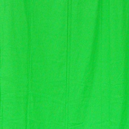 StudioFX 10x10 Chromakey Green Screen Muslin Backdrop 100% Photography Photo Video Green Screen