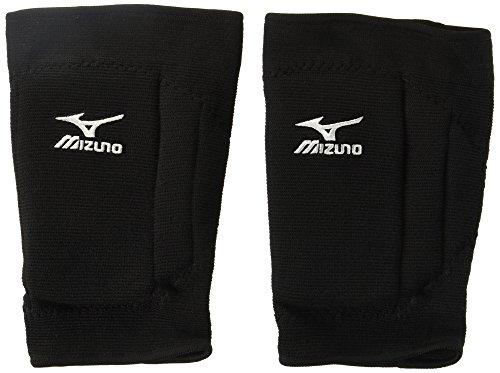 Mizuno 480121.9090.10.ONE T10 Plus Kneepad, One Size, Black