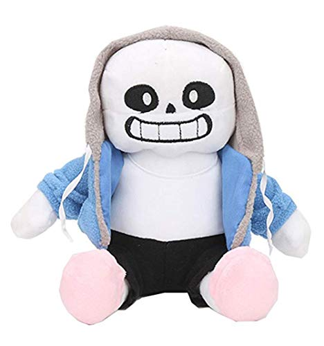 Haocoyee Plush Stuffed Doll Children's Toy Stuffed Animal Toy Suitable for Children (Blue)
