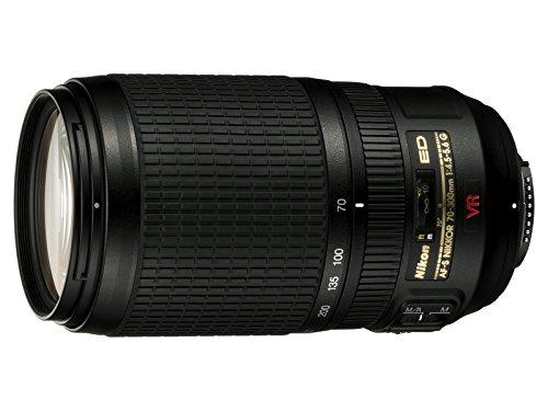 Nikon 70-300mm f/4.5-5.6G ED IF AF-S VR Nikkor Zoom Lens for Nikon Digital SLR Cameras