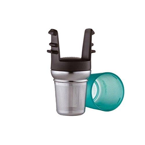Contigo Unisex's West Loop Infuser-Silver, Small