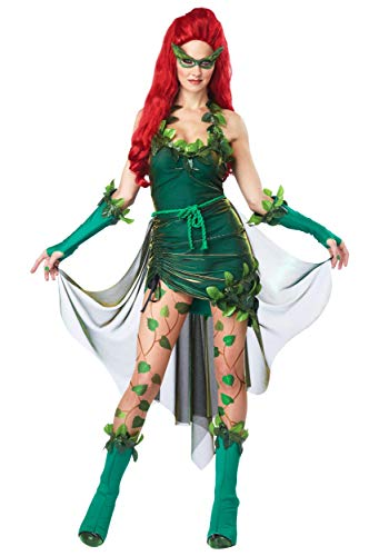 Lethal Beauty Costume Small Green