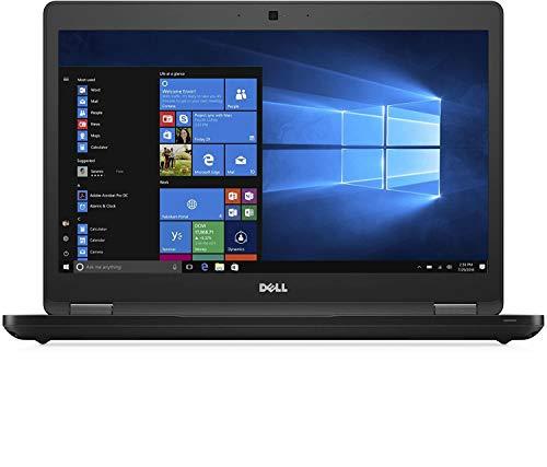 Dell Latitude 5480 Business Laptop, 14 Inch FHD Touchscreen, Intel Core 7th Generation i5-7300U, 16GB DDR4, 256GB SSD, Webcam, Bluetooth, Windows 10 Pro (Renewed)