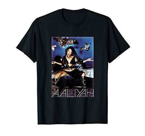 Aaliyah Birds & Snakes T-Shirt