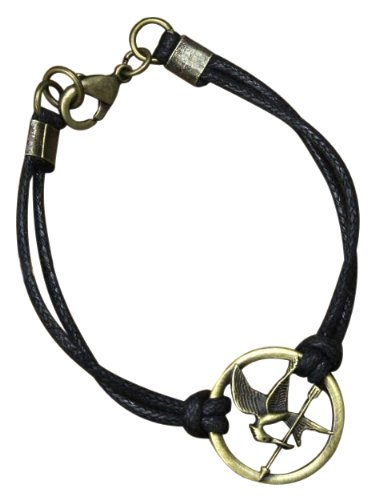The Hunger Games Movie Bracelet Cord 'Mockingjay'