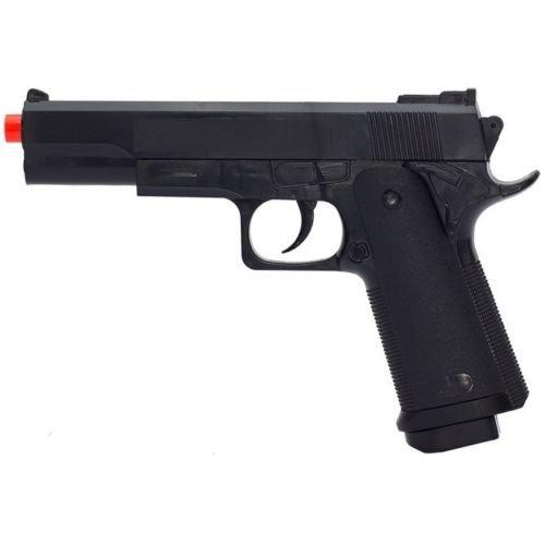 UKARMS G153B M1911 Airsoft Spring Pistol Handgun Black 1911