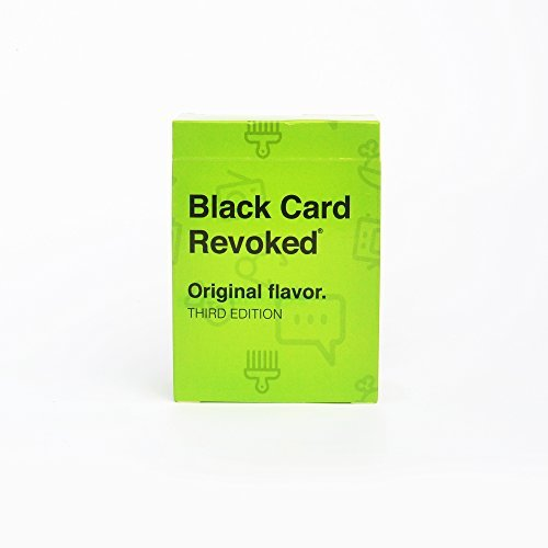 Black Card Revoked 3 - Original Flavor