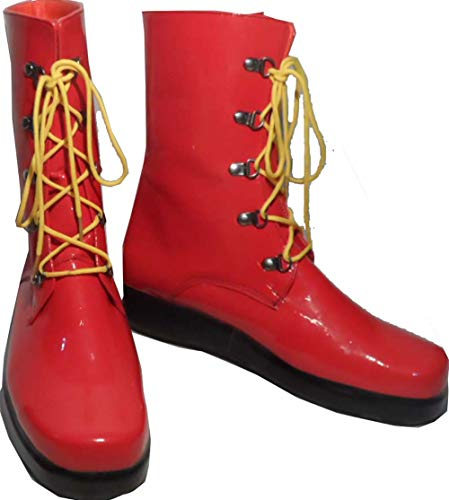 Mister Bear Ronald McDonald Cosplay Costume Boots Boot Shoes Shoe