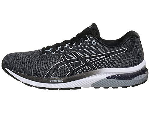 ASICS Men's Gel-Cumulus 22 Running Shoes, 11.5M, Sheet Rock/Black