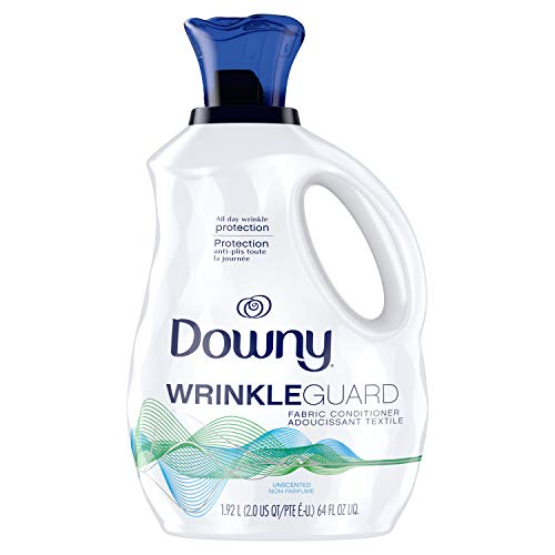 Wrinkle Guard Liquid Fabric Softener and Conditioner - Unscented - 64 fl oz