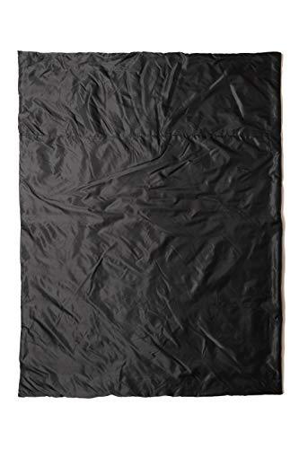 Snugpak 92248 Jungle Blanket, Black, Standard 76 x 64 Inches
