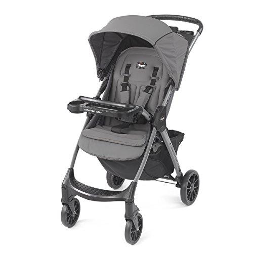 Chicco Mini Bravo Plus Lightweight Stroller, Graphite