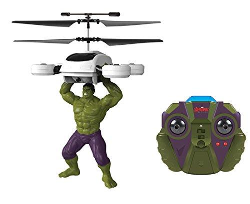 Marvel 2CH Hulk Marvel IR Helicopter