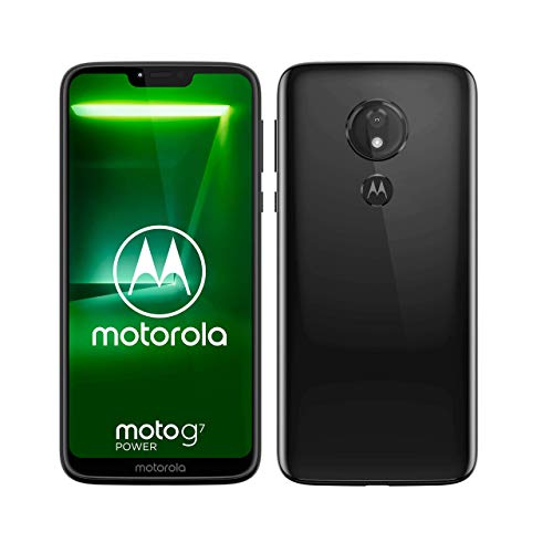 Motorola Moto G7 Power XT1955 64GB Dual-SIM (GSM Only, No CDMA) Factory Unlocked 4G/LTE Smartphone International Version