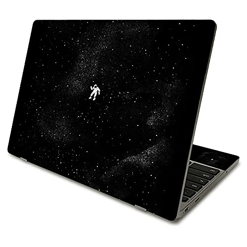 MightySkins Skin Compatible with Samsung Chromebook 4 (2021) 11.6' - Gravity   Protective, Durable, and Unique Vinyl Decal wrap Cover   Easy to Apply, Remove, and Change Styles   Made in The USA