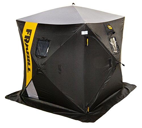 Frabill HQ 100 Hub 2-3 Man Shelter, Multi, One Size (641000)