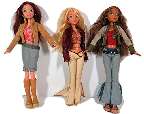 Barbie My Scene Chelsea, and Madison Dolls (Set of 3) Early Wave Edition