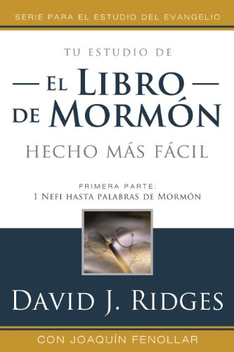 El Libro de Mormón más Facil, Vol. I
