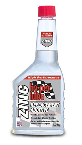 Hy-Per Lube HPZ212 Zinc Replacement Additive - 12 oz.