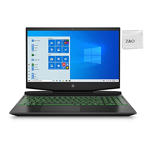 New 2020 HP Pavilion Gaming Laptop 15.6' FHD 1080p Core i5-9300H NVIDIA GTX 1050 3GB 8GB RAM 256GB SSD Windows 10