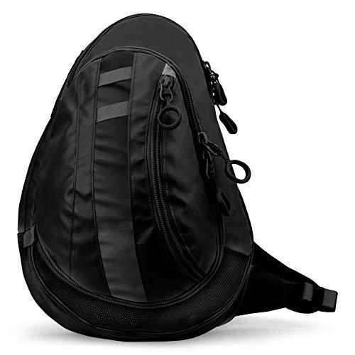 StatPacks G3 Medslinger Black EMT Sports Medic Bag