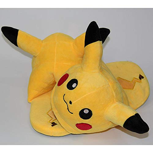 Cosplay Slippers Eevee Umbreon Flareon Vaporeon Stuffed Animal Plush Toy Warm Home Shoes Fits for Most People Type 2