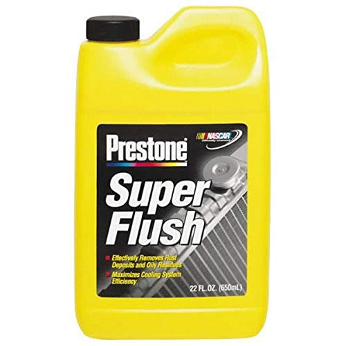 Prestone AS107 / AS105 Super Radiator Flush,22 oz