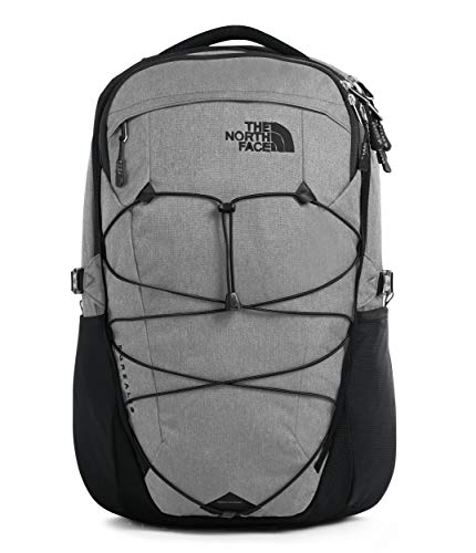 The North Face Borealis Zinc Grey Dark Heather/Tnf Black One Size
