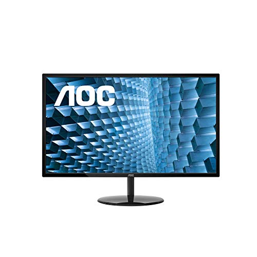 AOC Q32V3 32' 2K QHD monitor, VA Panel, 75Hz refresh rate for casual gaming, 103% sRGB Coverage, VESA, HDMI/DP Ports