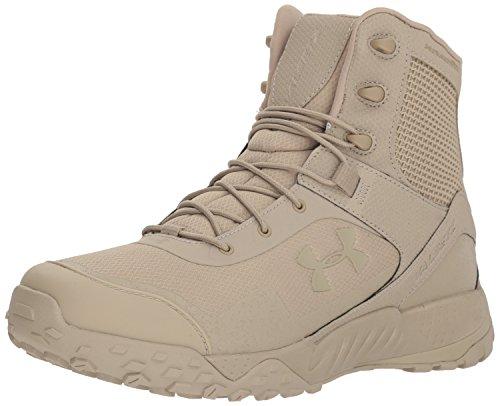Under Armour Men's Valsetz RTS 1.5 Militaryand Tactical Boot, Desert Sand (201)/Desert Sand, 9