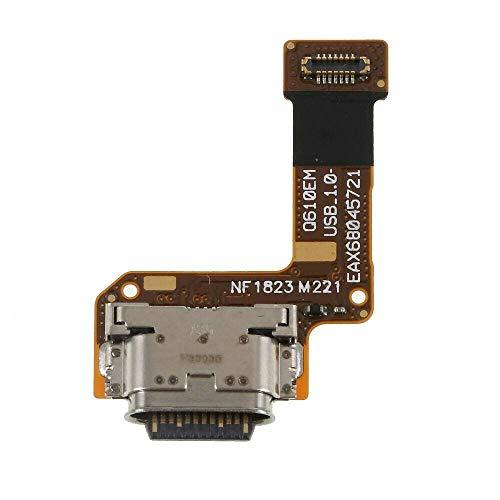 Mustpoint USB Charging Port Connector Flex Cable Replacement Part for LG Q7 Q7+ Q610 Q720 Q725 Q7A LMQ610FS