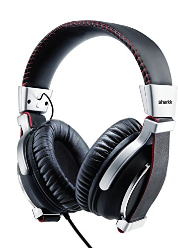 Sharkk Bravo Headphone with Powerful Hybrid Electrostatic Professional Stereo Sound Headphones Fit and Noise Reduction
