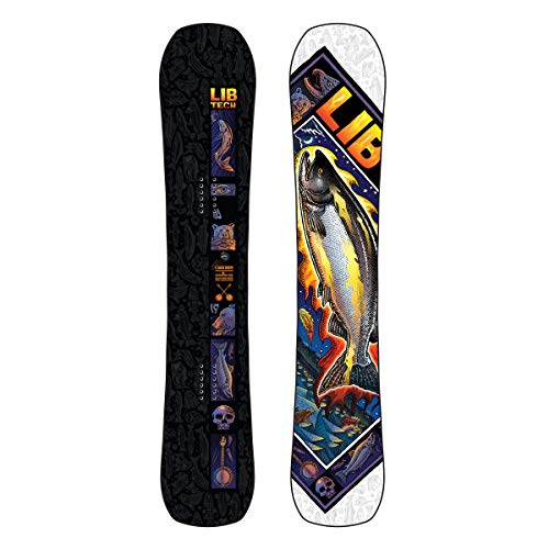 Lib Tech Ejack Knife Wide Mens Snowboard Sz 159cm (W)