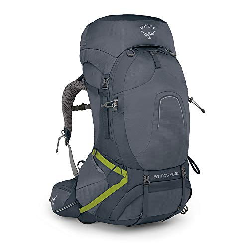 Osprey Atmos Ag 65 Backpack, Abyss Grey, Large