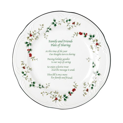 Pfaltzgraff Winterberry Friends and Family Plate of Sharing -