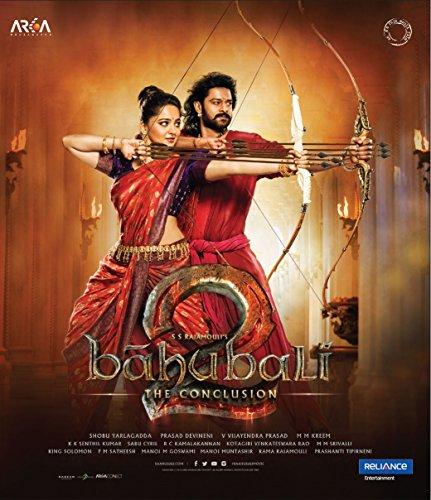 Baahubali 2 - The Conclusion Hindi Blu-Ray