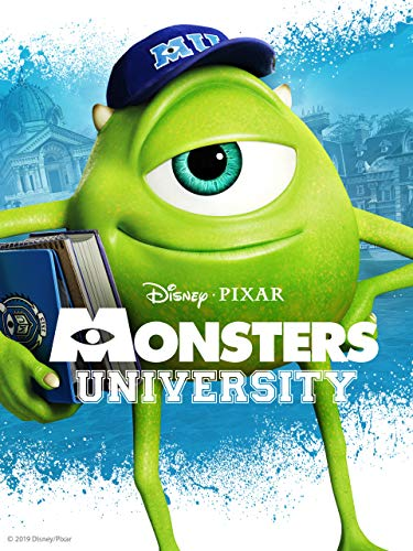 Monsters University (Theatrical Version)