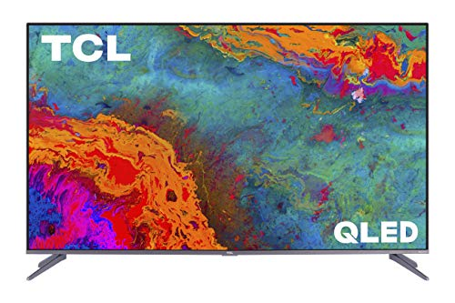 TCL 50' 5-Series 4K UHD Dolby Vision HDR QLED ROKU Smart TV - 50S535